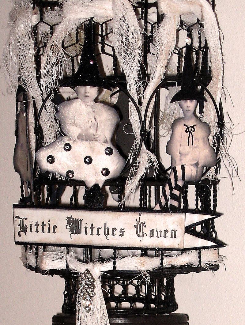 Little Witches Coven - *a bit of serendipity*